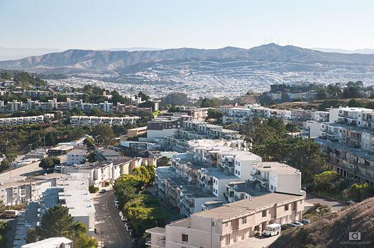 Banlieue de San Fransisco
