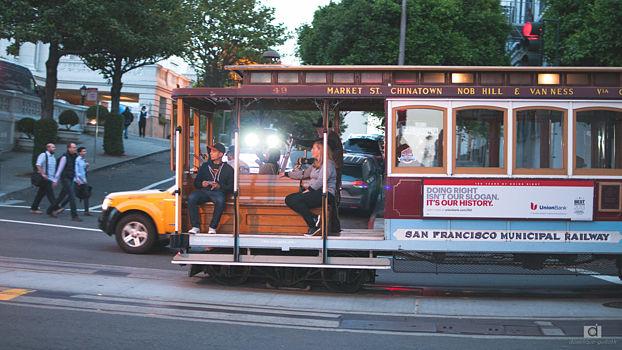 Cable Car de San Fransisco