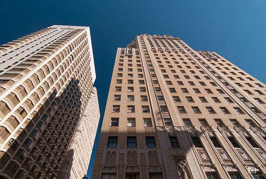 Centre ville de San Fransisco