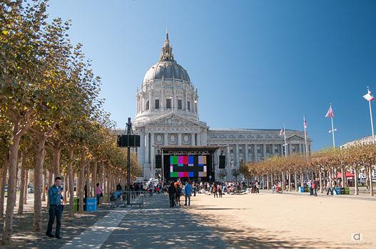 City hall de San Fransisco