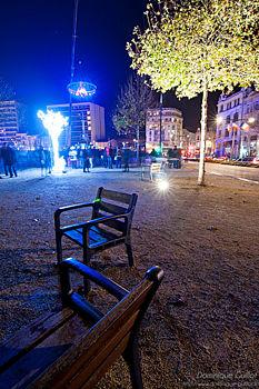 Fête des lumières, Valence