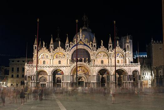 La Basilique Saint Marc