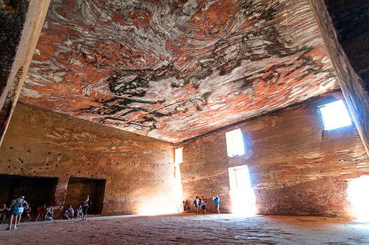 Intérieur Petra