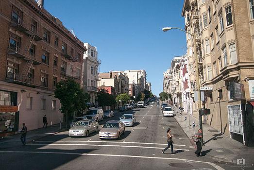 Rue de San Fransisco