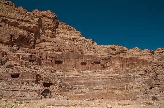 Petra - le théâtre