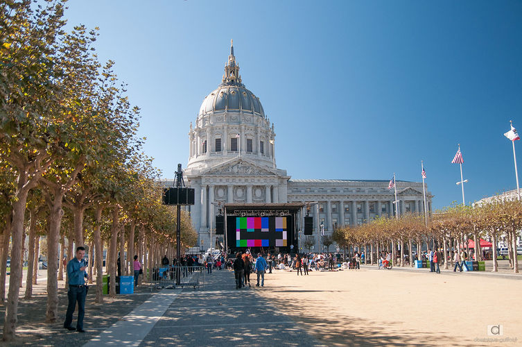 City hall de San Fransisco
