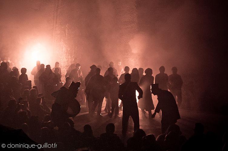 """La mort qui tue"" par le Transe express"