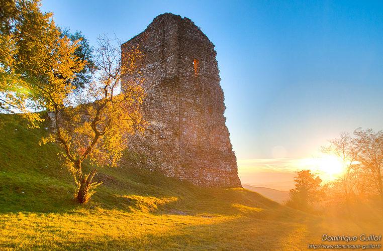 La tour dorée