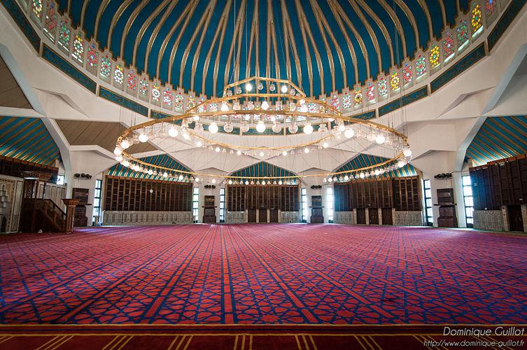 Mosquée du roi Abdallah Ier