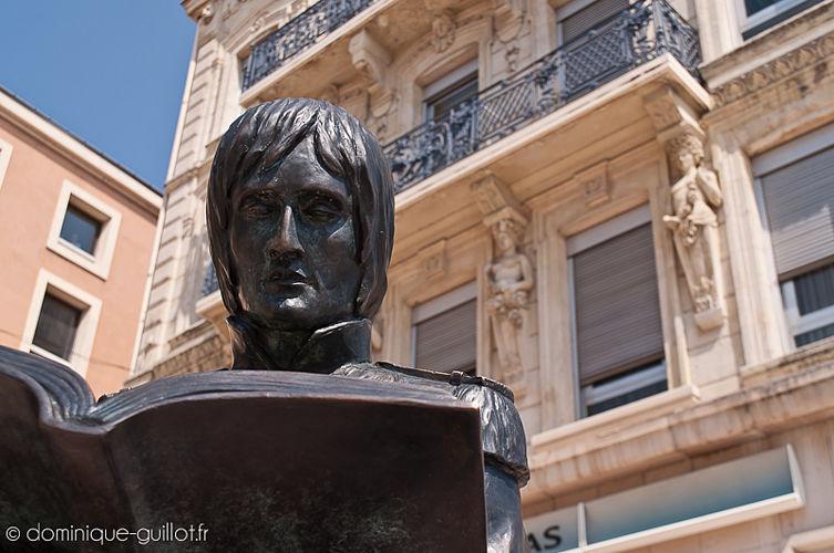 Napoléon bouquine