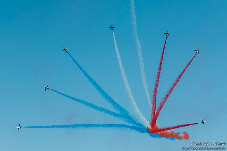 Patrouille de France 2012