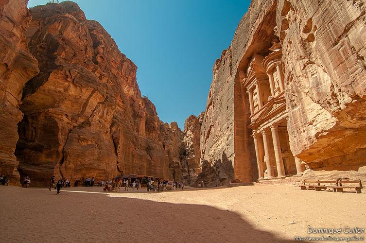 Petra - le Khazneh