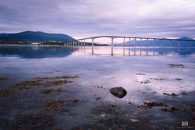 Un des ponts de Tromso