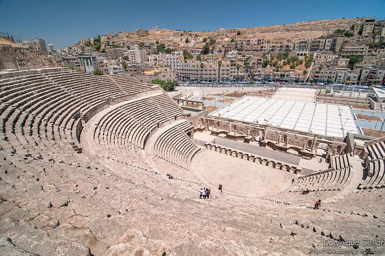 Théatre romain d'Amman