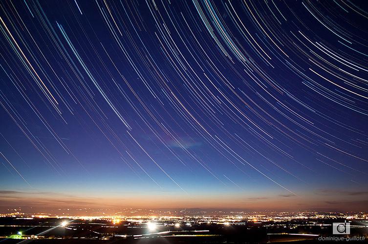 Valence sous les étoiles