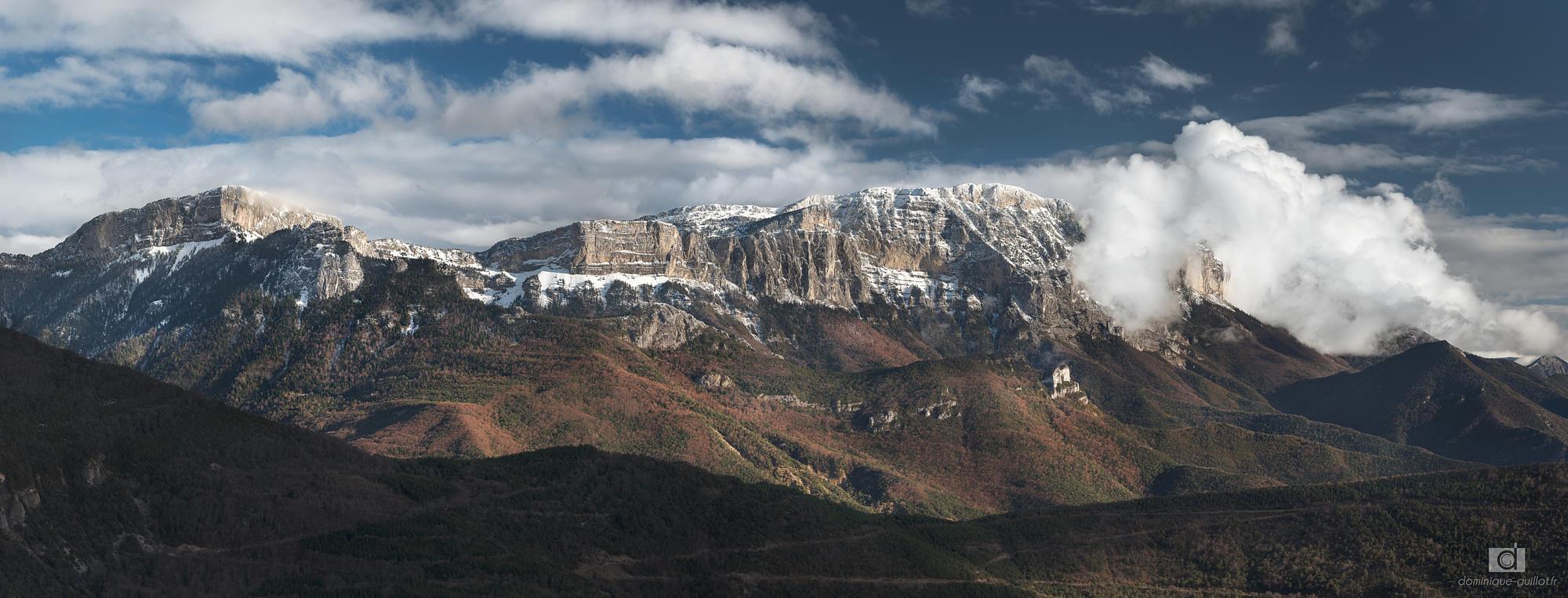 Montagne du Glandasse