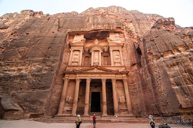 A la découverte de Petra