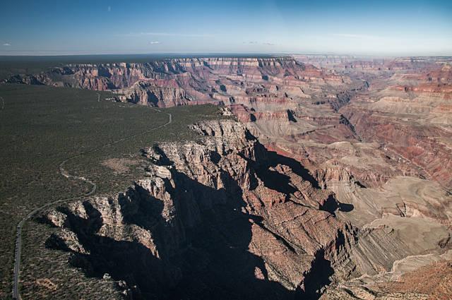 Bordure du Grand Canyon