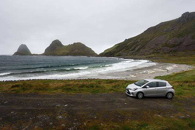 plage Langøya