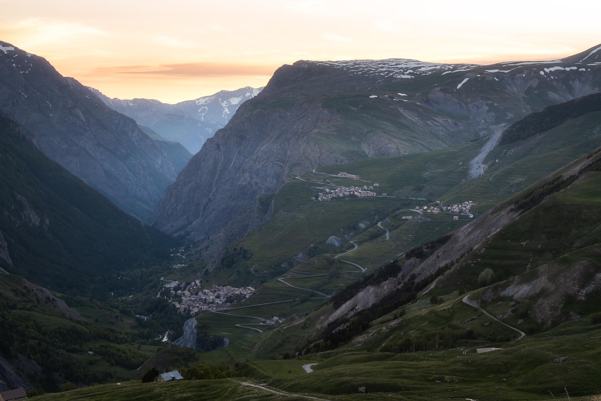 Vallée de la Grave